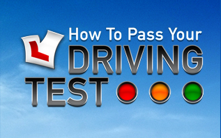 How to Pass Your Driving Test logo