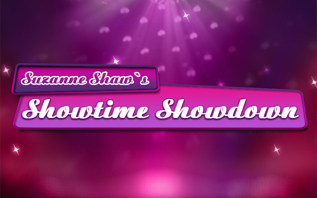 Suzanne Shaws Showtime Showdown logo